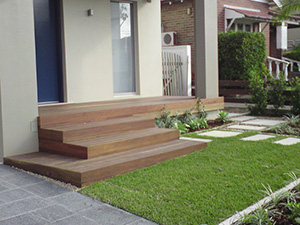 Timber Decking Parklea