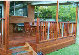 Pergola Deck Windsor